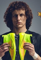 Pés de ouro! Conheça as chuteiras da Copa 2014 que irão marcar os gols