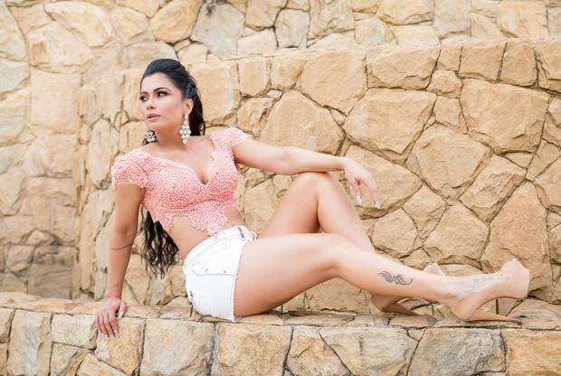 Dani Sperle (Foto:  Daniel Pinheiro/Divulgação)
