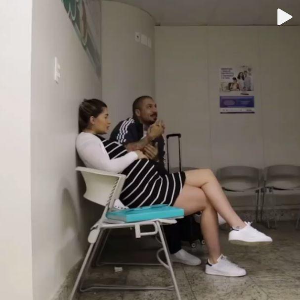 Aline Gotschalg e Fernando Medeiros (Foto: Instagram / Reprodução)