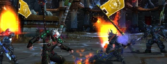 World of Warcraft: Warlords of Draenor trará várias melhorias para o modo PvP. (Foto: Reprodução/Blizzard)