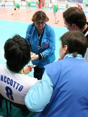 vôlei Leandro Vissotto ural ufa (Foto: Reprodução / Site Oficial do Ural Ufa)