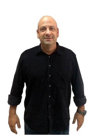 Giulianno Rica, irmão do ator Marco Rica (Foto: Divulgação)