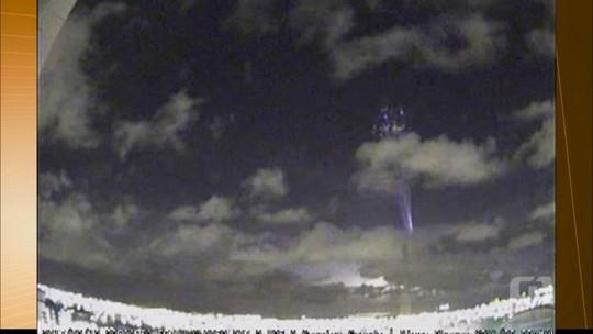 Vídeo flagra fenômeno raro 'Gigantic Jets' na Paraíba