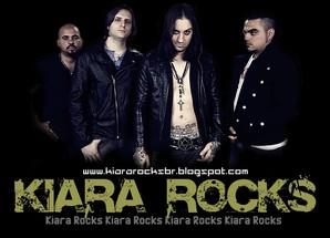 Papel de parede Kiara Rocks