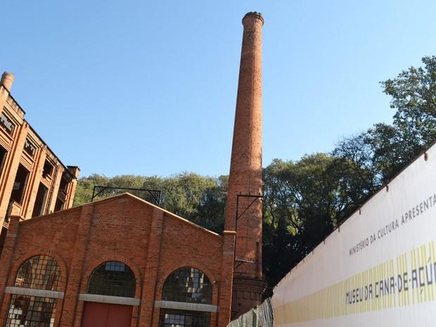 Museu da Cana-de-Açúcar de Piracicaba é alvo de investigação sobre desvio de verba da Lei Rouanet (Foto: Claudia Assencio/G1)