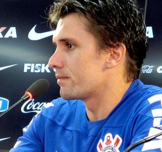 Paulo André coletiva Corinthians (Foto: Rodrigo Faber)