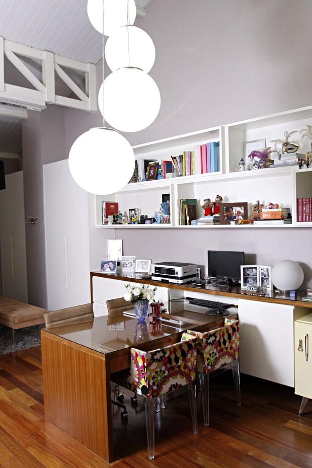 Casa de Giulia Nassa (Foto: Celso Tavares / EGO)