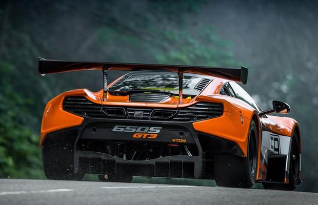 McLaren 650S GT3 (Foto: D)
