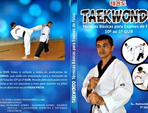 DVD de Taekwondo Manaus (Foto: Divulgação)