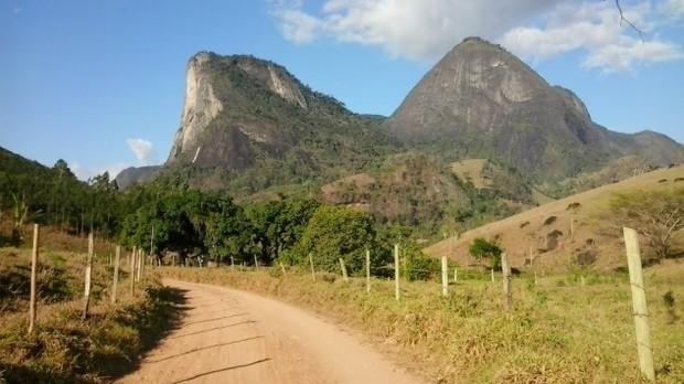 Pedra da Ona (Foto: Panoramio / Ronaldo Puppin Curcio / Creative Commons)