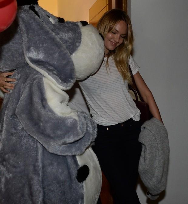 Candice Swanepoel (Foto: Francisco Cepeda e Léo Franco/Agnews)