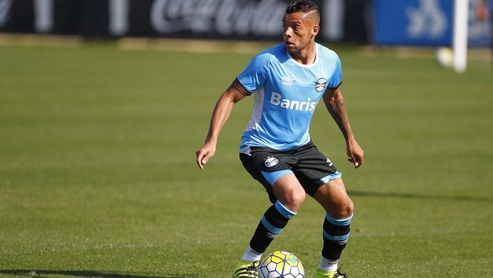 Guilherme atacante Grêmio (Foto: Lucas Uebel / Grêmio / Divulgação)
