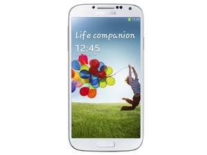 Galaxy S4 na cor branca que foi apresentado pela Samsung (Foto: Divulgação/Samsung)