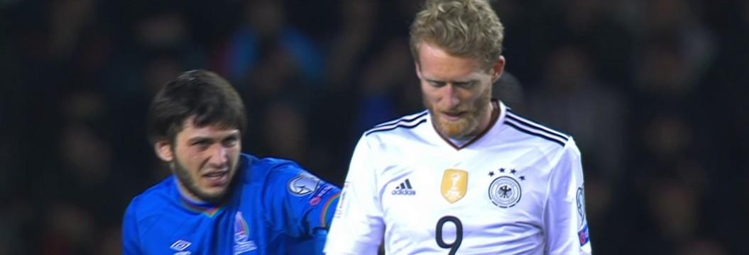 Azerbaijão x Alemanha - Eliminatórias da Copa - Europa 2016-2017 ... c4ed0f08aae90
