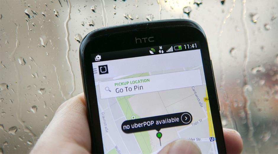 Uber: prefeito quer serviço autorizado em São Paulo (Foto: Reprodução )