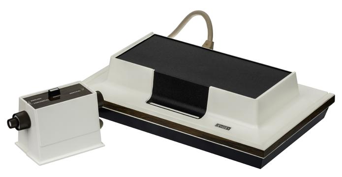 Odyssey inaugurou a indústria dos consoles em 1972 (Foto: Reprodução/Wikipedia)