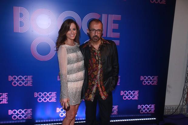 Festa Boogie Oogie - Maria João e Rui Vilhena (Foto: Ricardo Leal e Thyago Andrade/ Foto Rio News)