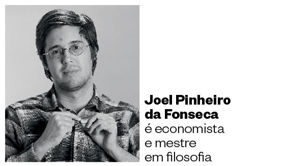 Joel Pinheiro da Fonseca  é economista e mestre em filosofia (Foto: Época )