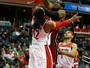 Com Nenê titular e efetivo, Wizards vencem o Miami Heat dentro de casa