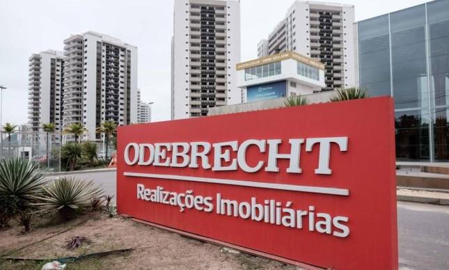 Prédio da Odebrecht no Rio de Janeiro