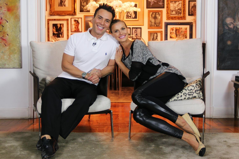 Matheus Mazzafera e Renata Kuerten (Foto: Divulgação)