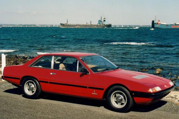 Ferrari 365 GT4 (Foto: Divulgação)