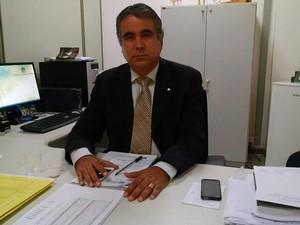 Juiz da Vara das Execuções Penais de João Pessoa, Carlos Neves da Franca Neto (Foto: Wagner Lima/G1 PB)