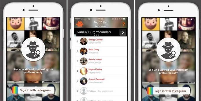Como descobrir quem visitou seu Instagram? Apps prometem