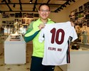 Tiro certo: Felipe Wu reencontra o Flu após quatro anos e medalha olímpica
