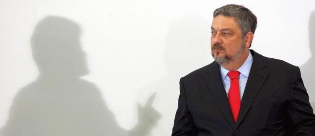 O ex-ministro da Fazenda Antonio Palocci (Foto: Gustavo Miranda / Agência O Globo)