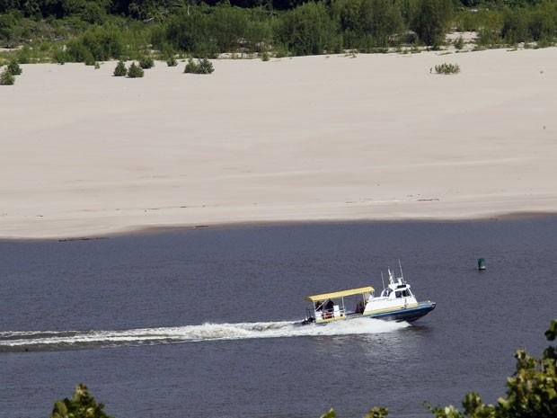 Rio Mississippi (Foto: Rogelio V. Solis/AP)