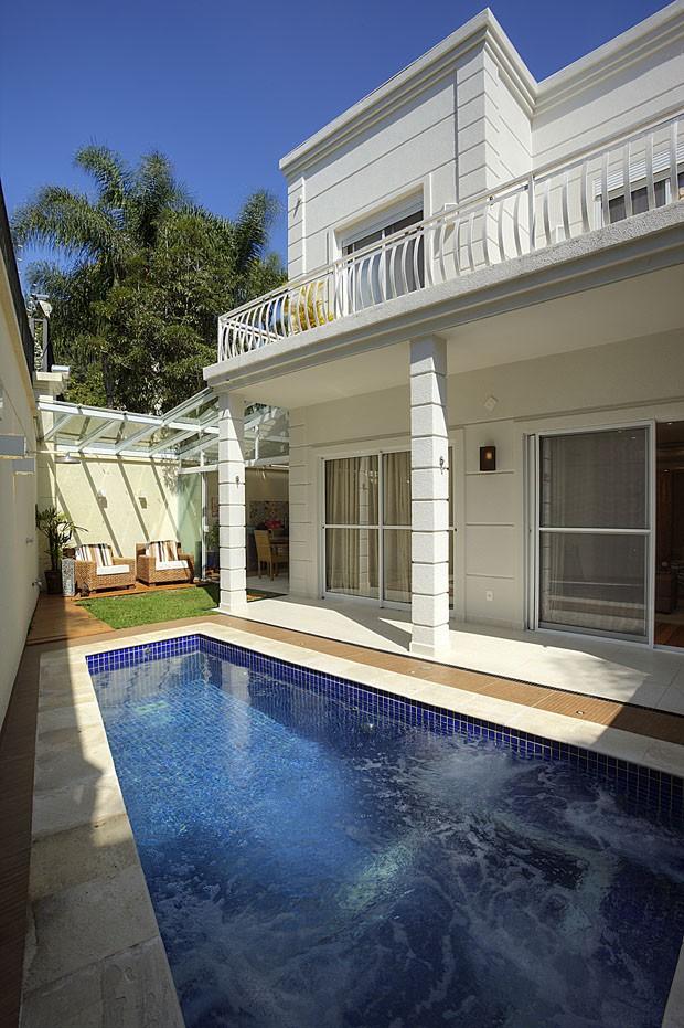 Casa de condomínio ganha personalidade na reforma (Foto: Vânia Matos/Divulgação)