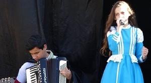 Isabela Bednarski The Voice Kids (Foto: Arquivo pessoal)