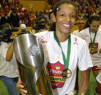 Valeskinha Osasco 2005 (Foto: O Globo)
