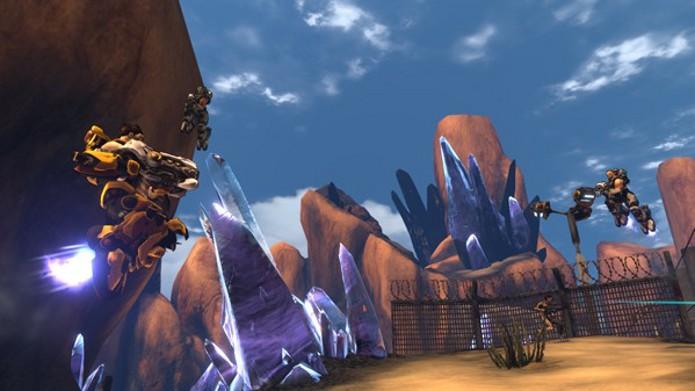 O mineral é super importante para diversas ações no game (Foto: Reprodução / joystiq)