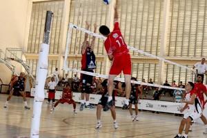 Campeonato Piauiense; Vôlei; Piauí (Foto: Náyra Macêdo/GLOBOESPORTE.COM)