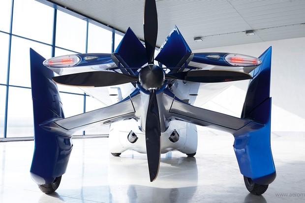 Protótipo da AeroMobil (Foto: divulgação)