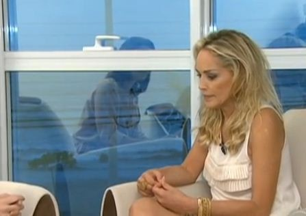 Atriz diz que já pensou em desistir  (Foto: Reprodução RBS TV)