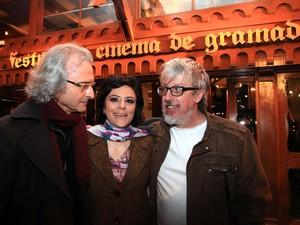 Otto Guerra Festival de Cinema de Gramado (Foto: Cleiton Thiele/PressPhoto/Divulgação )