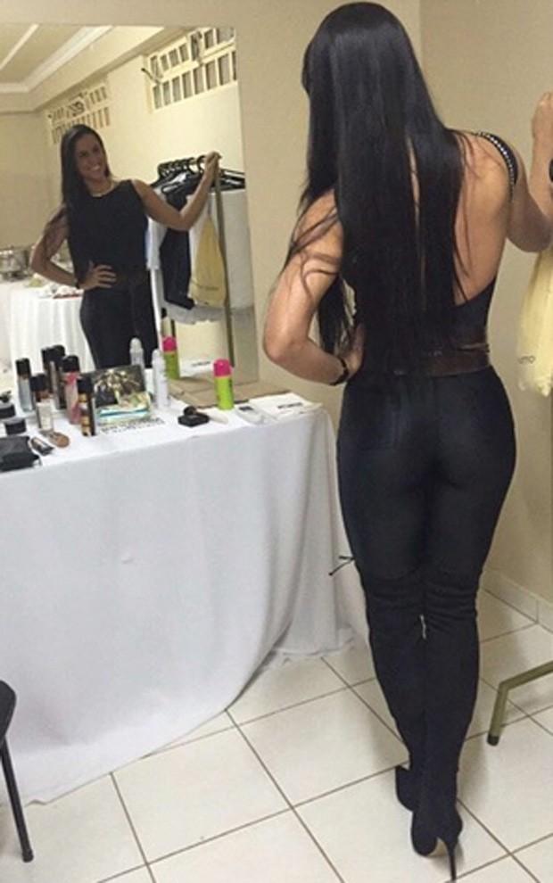 Graciele Lacerda (Foto: Instagram/Reprodução)