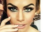 Natalia Casassola antecipa maquiagem que vai usar na Sapucaí