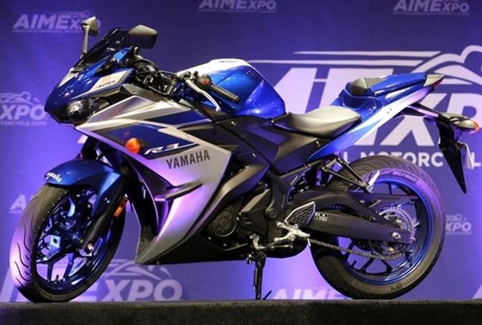 Yamaha YFZ-R3
