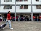 Petare, coração do mercado negro em Caracas, também sofre escassez