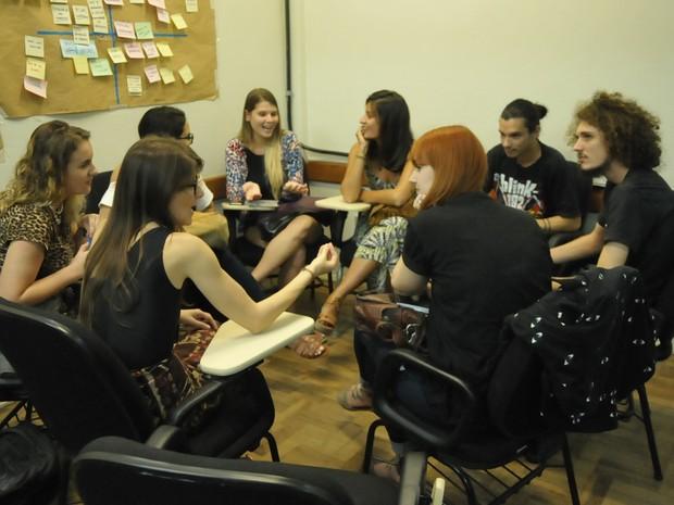 Estudantes otimizam tempo na graduação para ganhar currículo (Foto: Inturma/Divulgação)