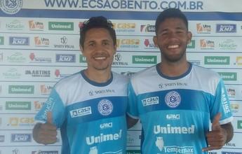 São Bento acerta retorno de Bebeto e Fábio Bahia para a Série D