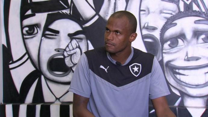 Airton, Botafogo (Foto: Reprodução / TV Globo)