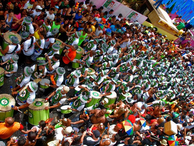 Grupo An&#225;rquico M&#237;stico Carnavalesco Patusco de Olinda  (Foto: Divulga&#231;&#227;o / Prefeitura de Olinda)