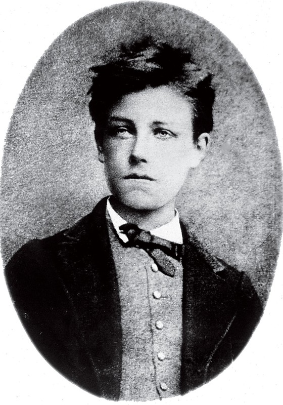 O poeta simbolista francês Arthur Rimbaud. O jogo palavras é recorrente na obra de ambos (Foto:  Archives-Zephyr/Leemage)