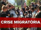 Quase 750 mil migrantes chegaram à Europa pelo Mediterrâneo em 2015