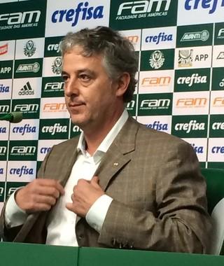 Paulo Nobre Palmeiras (Foto: Rodrigo Faber)